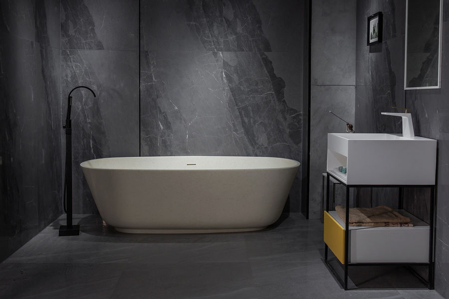 China best Freestanding Bathroom Basin on sales