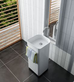 Artificial Stone Free Standing Wash Hand Basins  Easy To Install