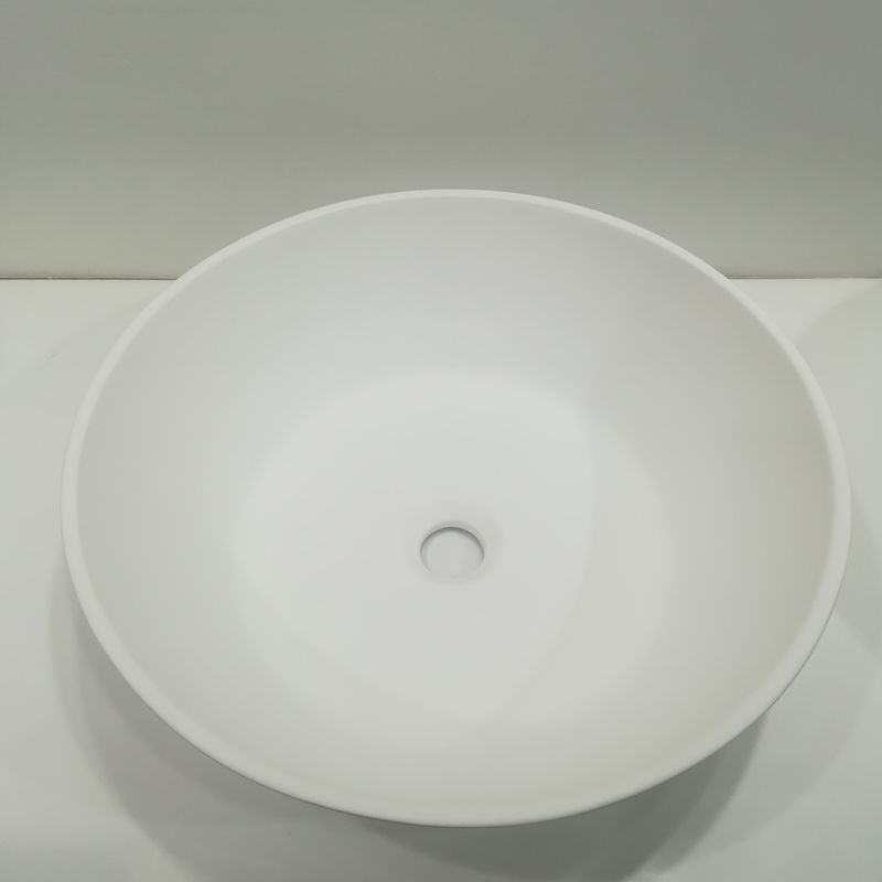 Artificial Stone Couter Top Hand Washing Basin Customized Color supplier
